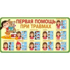 Стенды по БЖД №6