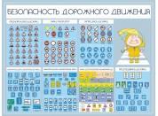Стенды по БЖД для школы №8