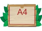 Детские стенды общей информации №4