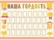 Стенды школьных достижений №9