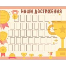 Стенды школьных достижений №11