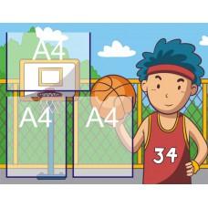 Оформление спортивного зала №7