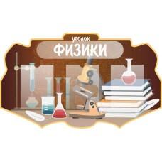 Оформление кабинета физики №4