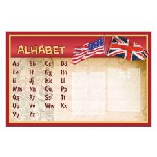 Оформление кабинета иностранного языка №46