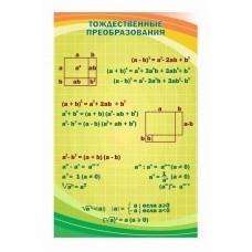 Оформление кабинета Математики №19