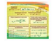 Оформление кабинета Математики №22
