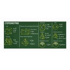 Оформление кабинета Математики №42
