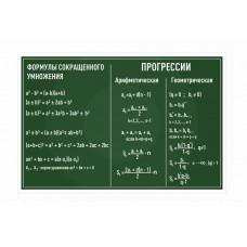 Оформление кабинета Математики №46