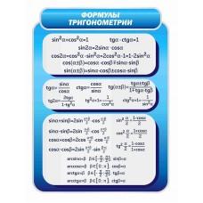 Оформление кабинета Математики №80