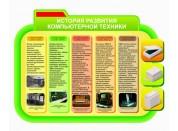 Оформление кабинета информатики №2