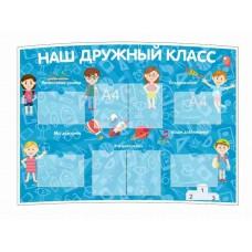 Стенды для начальной школы №1